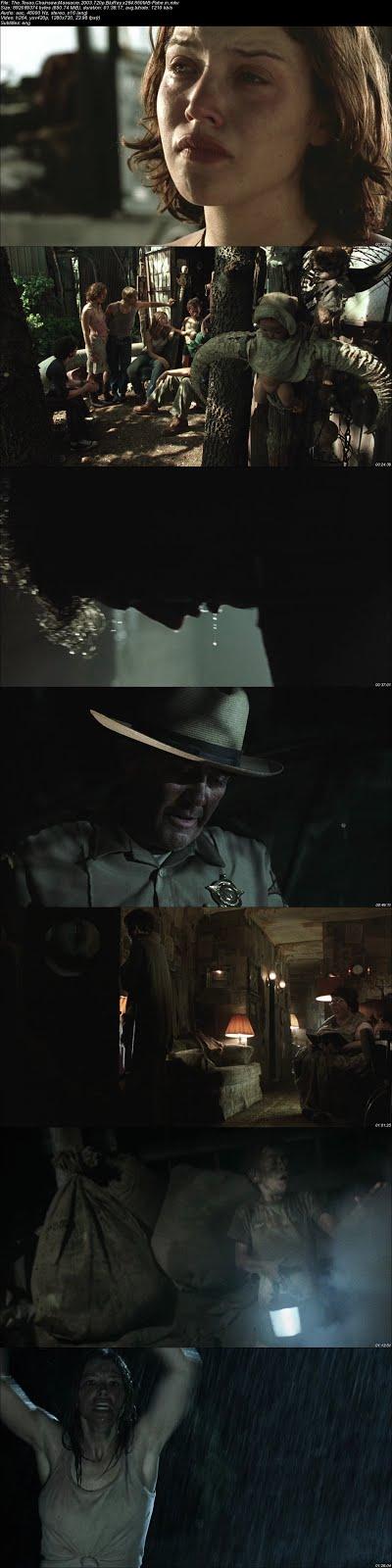 The Texas Chainsaw Massacre (2003) English 480p BRRip 400Mb Download Full Movie