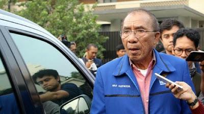 PD Kubu Moeldoko Seret-seret Nama Ibas ke Kasus Hambalang