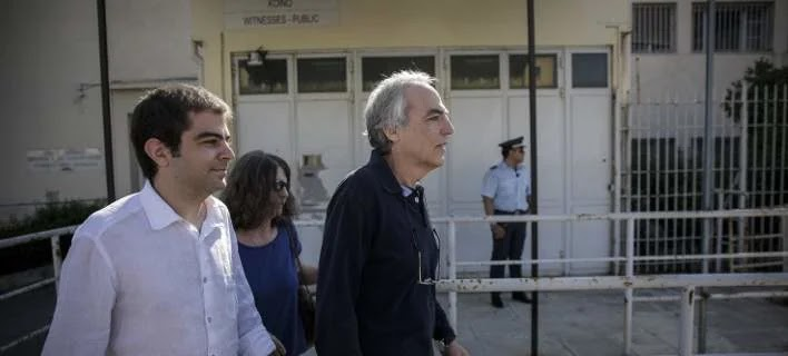 Στα μουλωχτά ο Κουφοντίνας μεταφέρθηκε στις αγροτικές φυλακές Βόλου