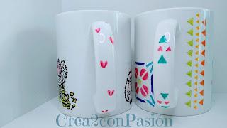 Tazas-decoradas-con-rotuladores-de-porcelana-stencil-y-sellos-asas