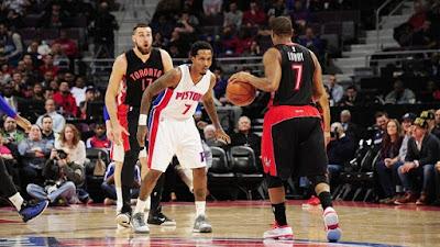 NBA Detroit Pistons vs Toronto Raptors Leafs Live stream, Telecast, Live Score