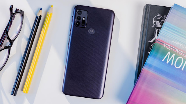 Motorola Moto G10 Review