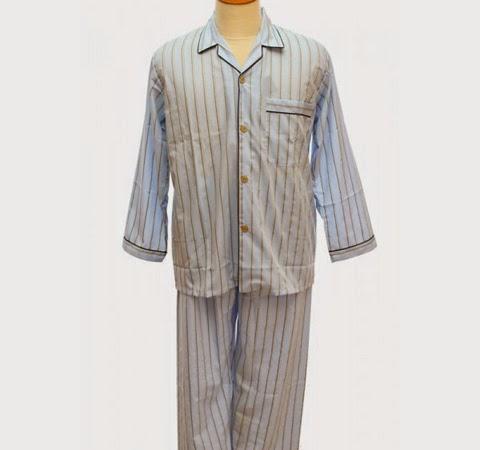 model baju tidur pria