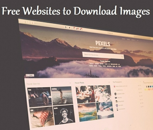 10+ Websites To Download Stock Images For Free [+ONLINE TOOL]