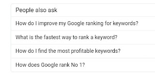 How do I use keyword planner?