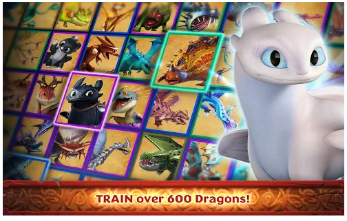 Dragons: Rise of Berk free download