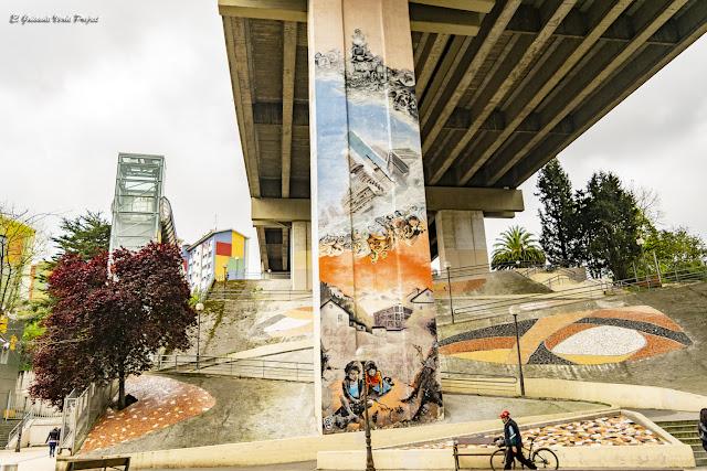 Plaza Rekalde Mural - Bilbao, por El Guisante Verde Project