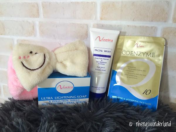 Novelina Skincare Products