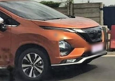 Nissan Livina Berparas Xpander Meluncur Sebentar Lagi
