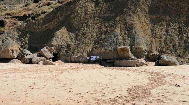 Trovato nido di tartaruga marina sulla spiaggia di Pietre Cadute a Siculiana, Wwf: è il primo in Sicilia nel 2019
