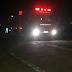 Mulher morre atropelada em Santo Eduardo e motorista foge