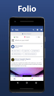 Folio for Facebook & Messenger v3.1.01 Latest  APK IS Here!