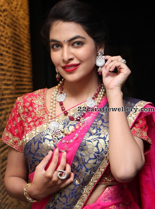 Supraja Reddy Diva Jewels Exhibition Jewellery Designs