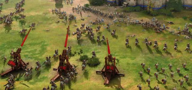 Do it yourself - developer of Age of Empires 4 about the lack of blood and violence in the game