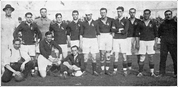 Spain Olympics 1920