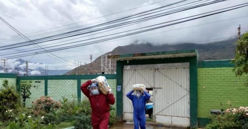 QALI WARMA: Programa social entrega más de 41 toneladas de alimentos a la municipalidad de Pillco Marca en Huánuco - www.qaliwarma.gob.pe