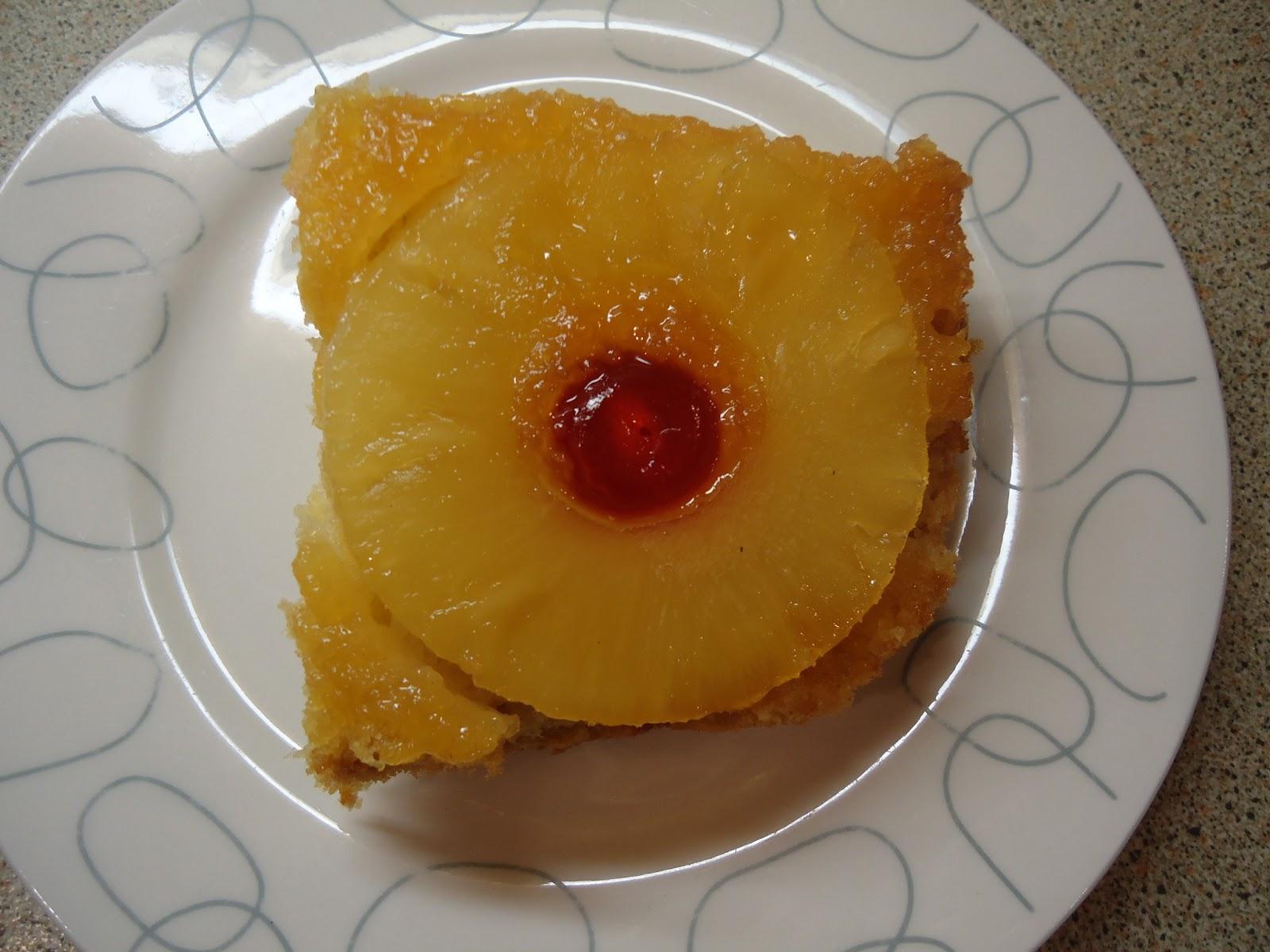 Upside Down Pineapple Sponge