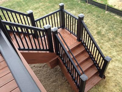 Outdoor Living Rochester Hills Composite Deck Construction