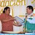 Alcalde entrega reconocimiento a la APG zona Yaku-Igua por sus XXIV aniversario