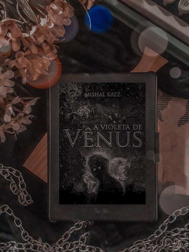 VERSOS, DIÁLOGOS RIMADOS, SONETO, TROVA E CORDEL NO ROMANCE DE MISHAL KATZ 'A VIOLETA DE VÊNUS'