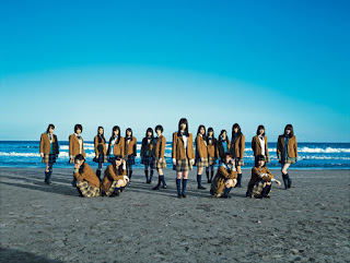 Nogizaka46's 13th single drops on October 28th.