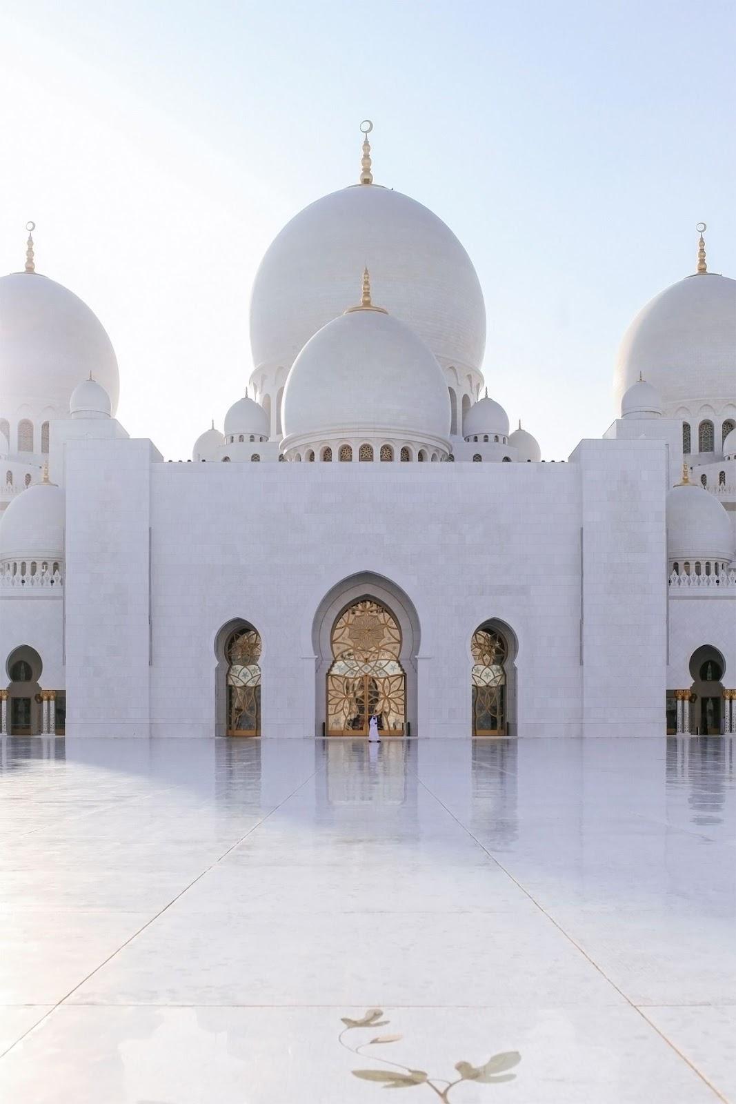 inspirasi desain masjid - Blog Ely setiawan