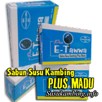 Sabun Susu ETawa
