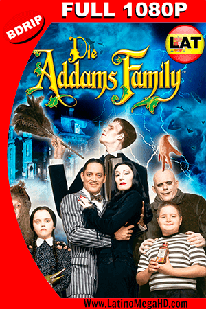 Los Locos Addams (1991) Latino FULL HD BDRIP 1080P ()