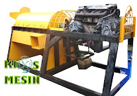 mesin giling sabut kelapa, mesin pengolahan sabut kelapa