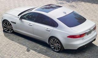 Trang bị trên Jaguar XF Việt