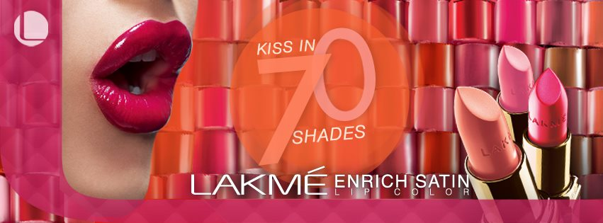 Lakmé ENRICH SATIN Lip Color