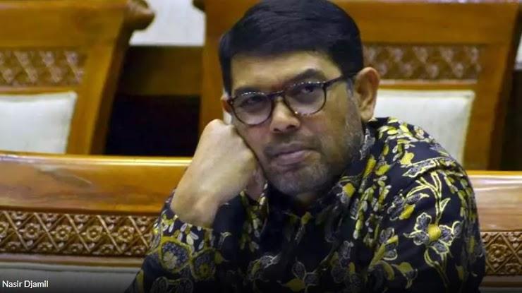 Skandal Sumber Waras, Nasir: Seolah Pimpinan KPK Pasang Badan