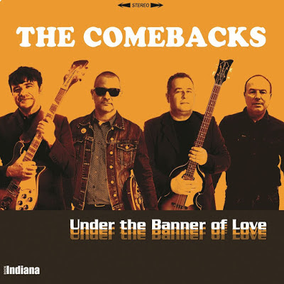 Crítica: The Comebacks - 'Under the banner of love' (2020)