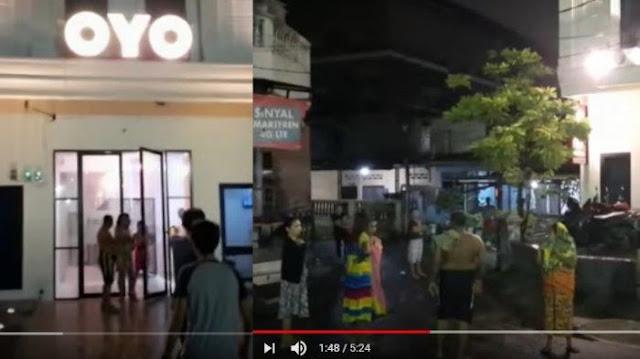 Pria di Medan Lari Telanjang Keluar Hotel Minta Tolong, Ternyata karena Pasangannya Waria Bukan Wanita