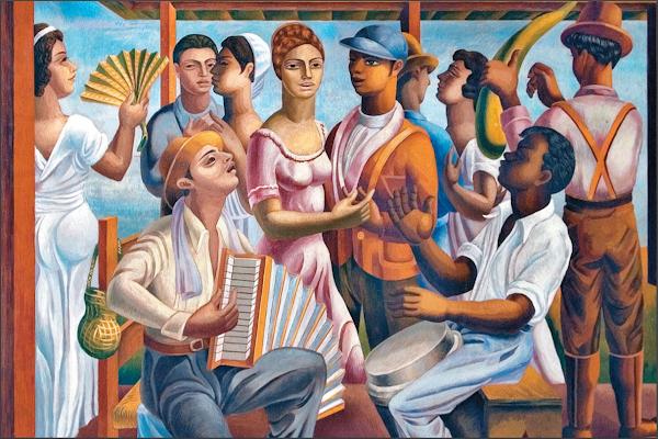 Merengue, 1938