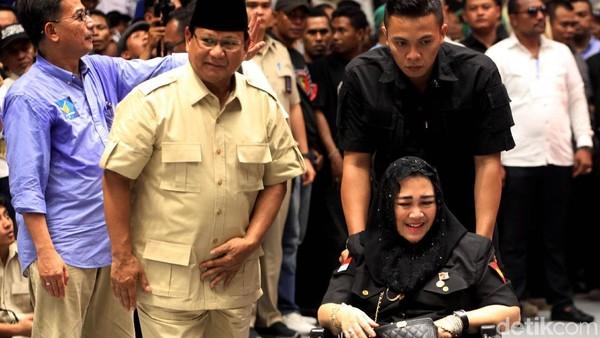 Rachmawati Teman Diskusi Prabowo, Gerindra Sampaikan Duka Mendalam