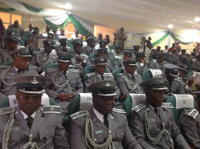 Customs react to alleged shooting of NURTW member by personnel
