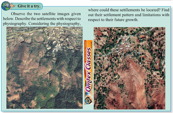 Geography Model Set 1 2020-2021 SSC (English Medium) 10th Standard Board Exam Question Paper Solution.