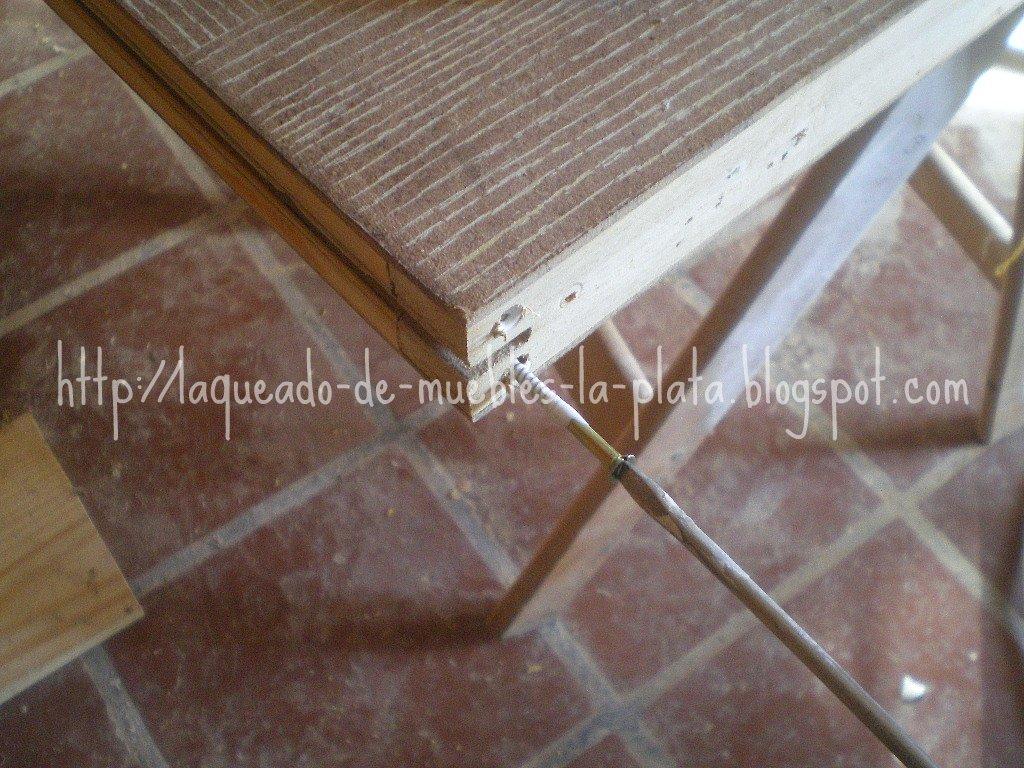 Retirada De Muebles Restaurtar y laquear puertas de mdf