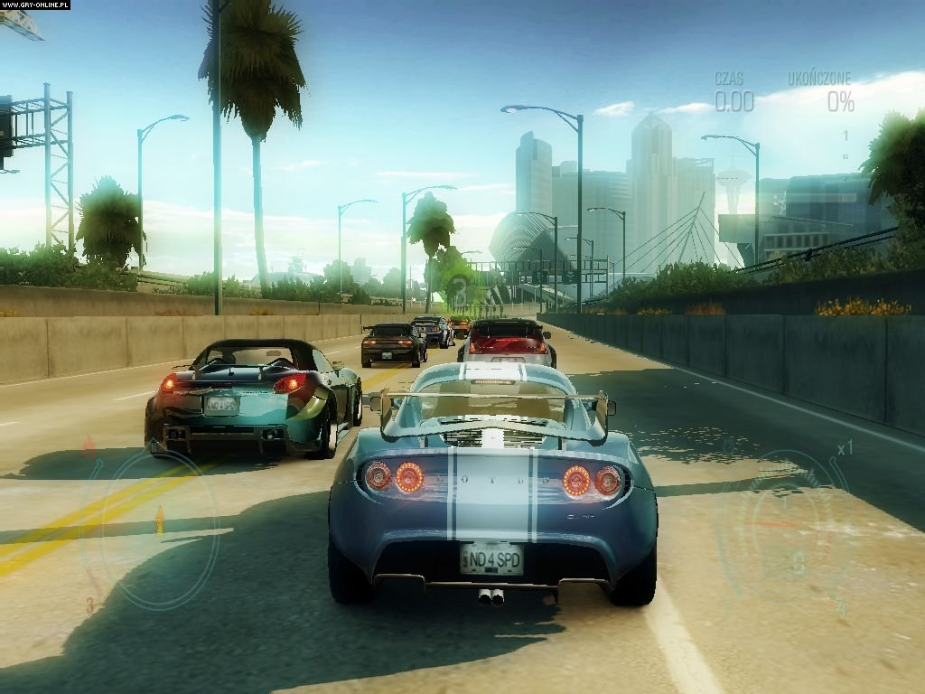 Need For Speed Undercover (NFSU)