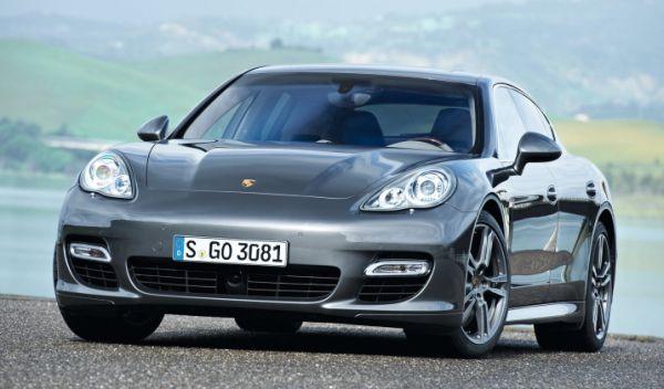 World Best New Autos 2012 Porsche Panamera Turbo S Review