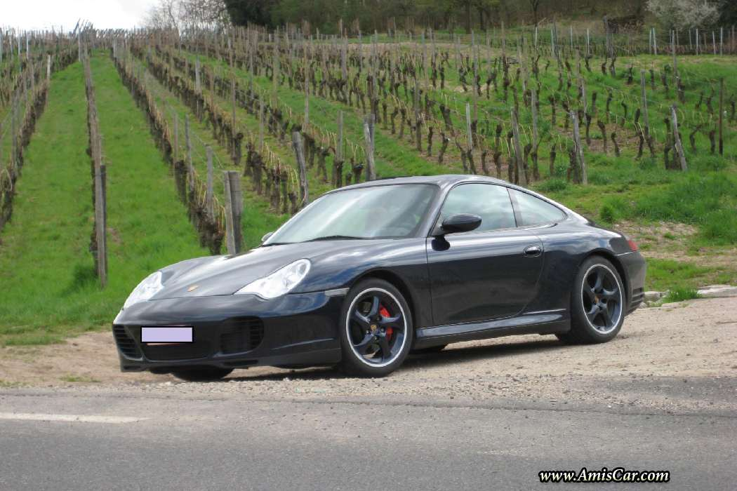Porsche 996 Carrera 4S, car news