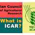 What is ICAR?
