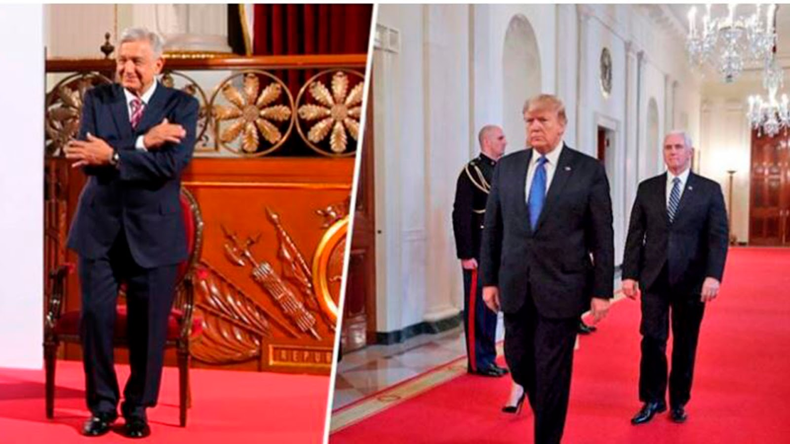 Lo vamos a recibir con alfombra roja, como lo merece: embajador de EU ante visita de AMLO