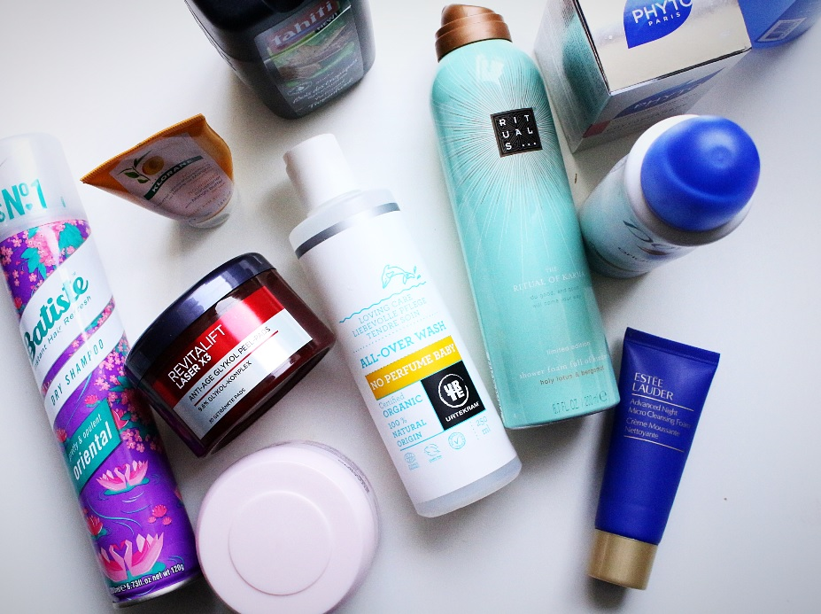 beauty trash & empties december 2018 en januari 2019