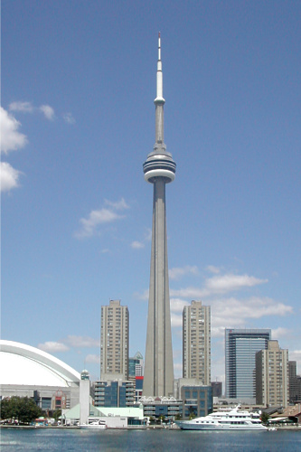 Mega Structures World Cn Tower