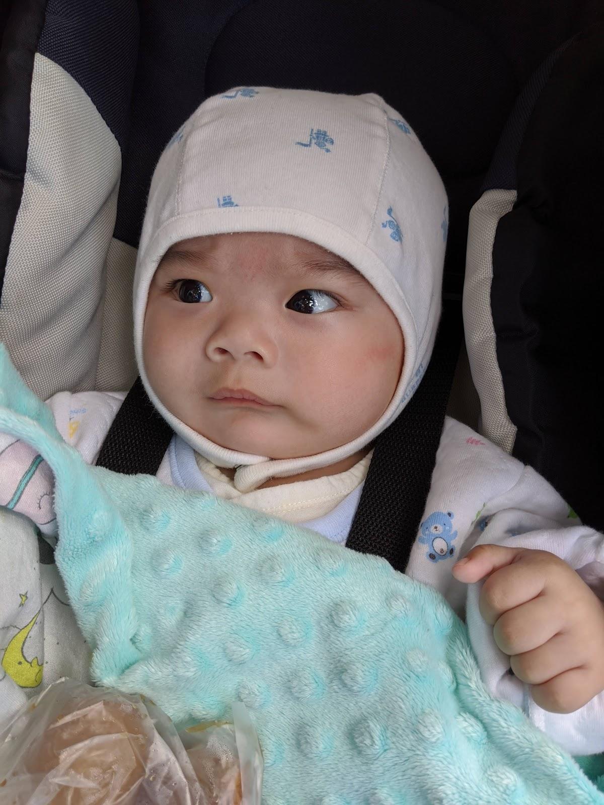 嬰兒愛皺眉頭? 可愛但擔心成習慣