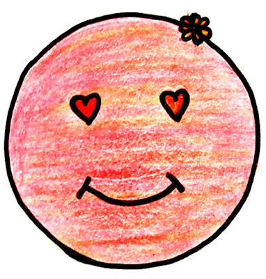 Love Smileys with Ribbon 3