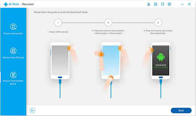 Recover Deleted Photos from Smartphones