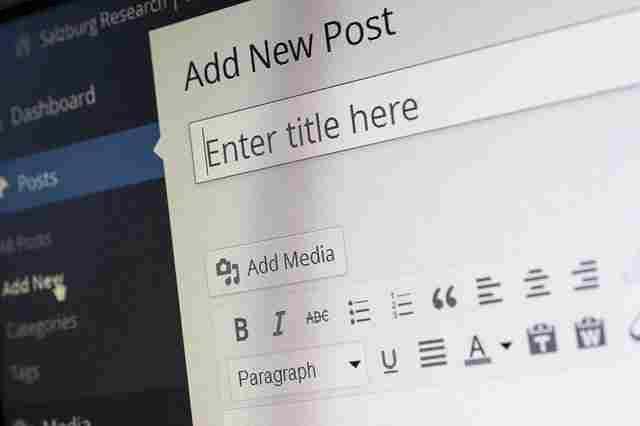 Blogging (পার্ট টাইম বা ফুল টাইম)